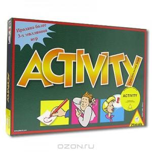 """Настольная игра """"Activity"""""""