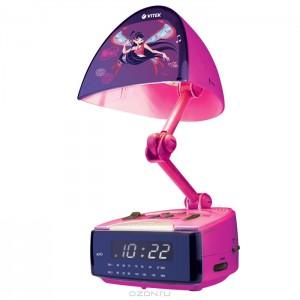Радиочасы с лампой-ночником Vitek Winx 4051 Musa