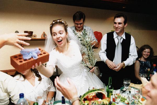 Подарок а свадьбу