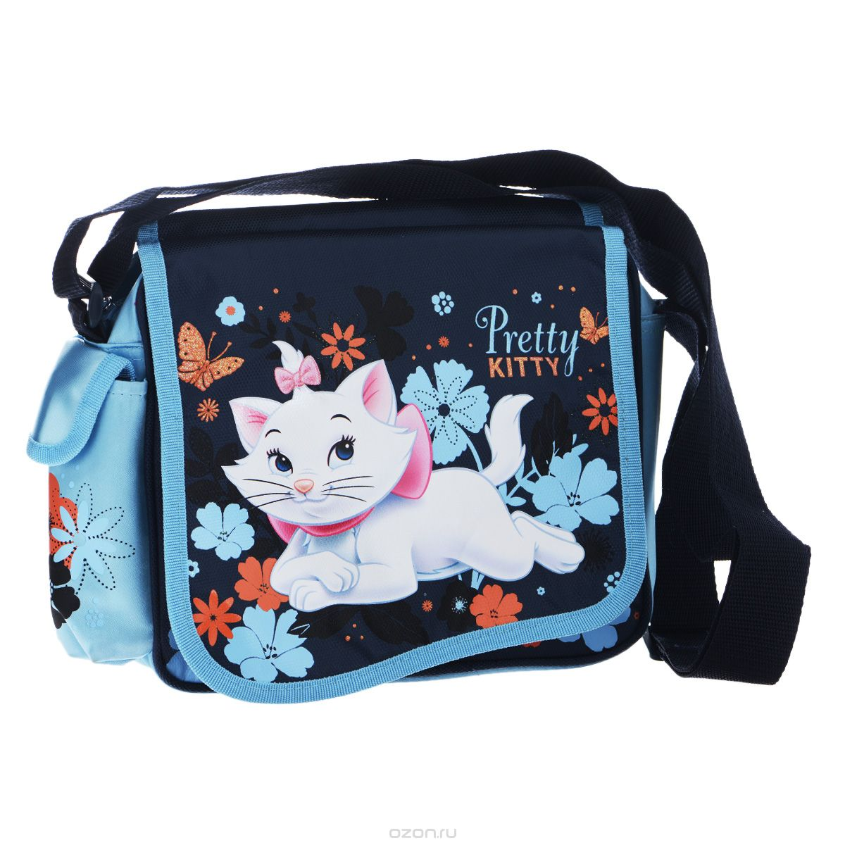 Рюкзаки для девочек коты аристократы купить рюкзак монстер хай в интернет магазине