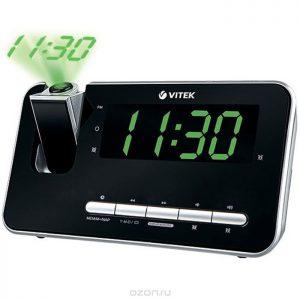 Радио-будильник с проекцией часов